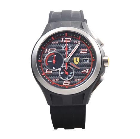 HBT Ferrari Rubber Male Watch (SF-0830015-00-M)