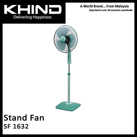 KHIND 16 Inch Stand Fan ( SF 1632 )