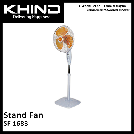 KHIND 16 Inch Stand Fan ( SF 1683 )