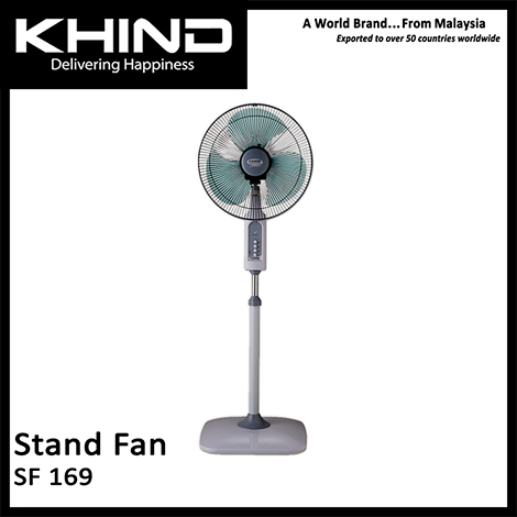 KHIND 16 Inch Stand Fan ( SF 169 )