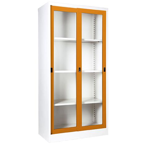 KIOSK Sliding Glass Door Cabinet ( SGD-18K )