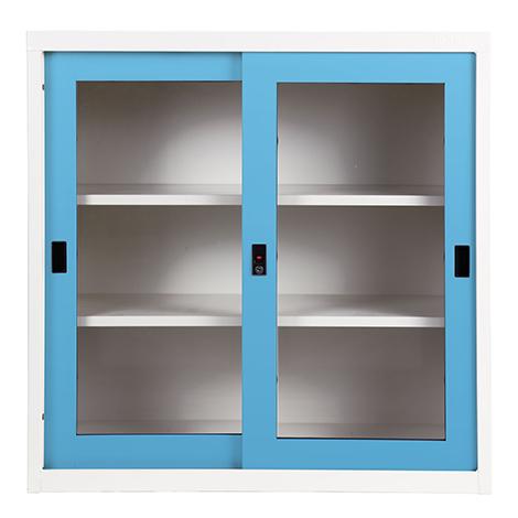 KIOSK Sliding Glass Door Cabinet 3ft ( SGD-3K )