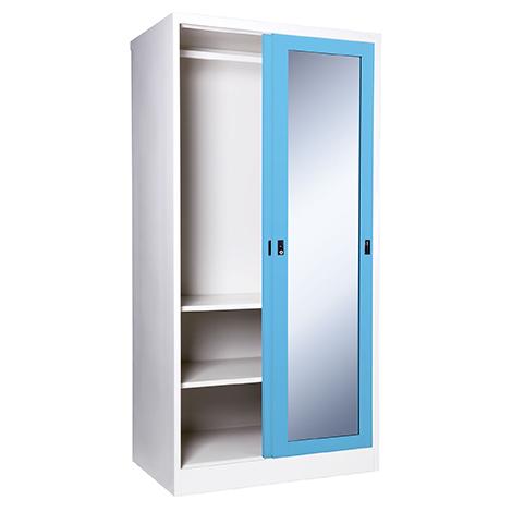 KIOSK Sliding Glass Door Wardrobe ( SGW-18-2 )