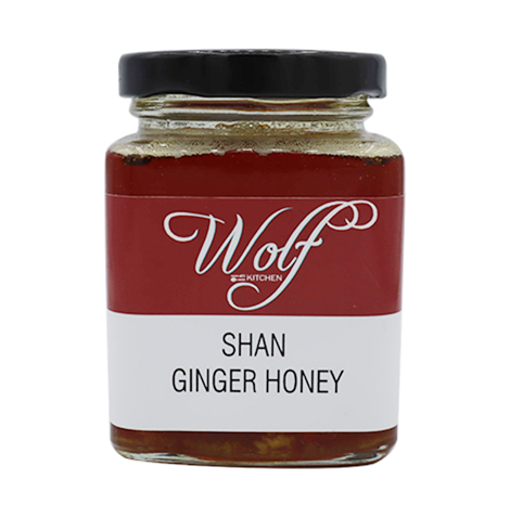 Wolf Shan Ginger Honey (250g)