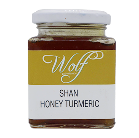 Wolf Shan Honey Turmeric (250g)