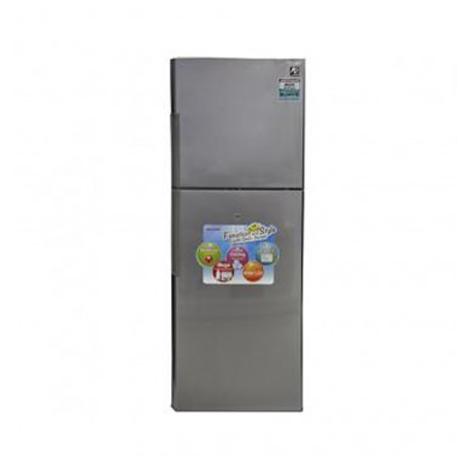 Sharp 2 Door Refrigerator 241L Silver (SJ-SM30E-SS)