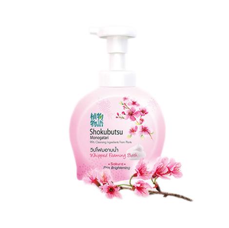 Shokubutsu Sakura -(Momo Leaf ) Skin Protection (450ml)