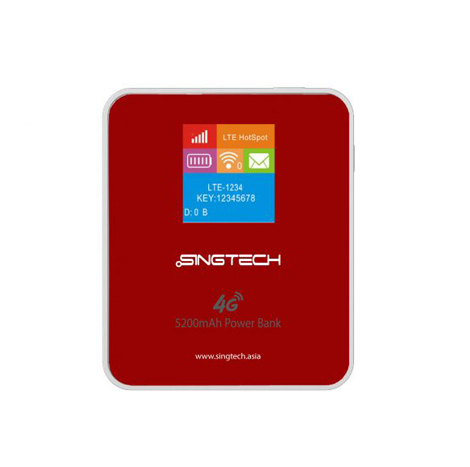Singtech 4G Mobile Wifi