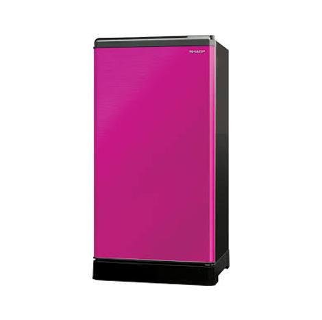 Sharp 1 Door Refrigerator 147L Pink (SJ-G15S-PK)