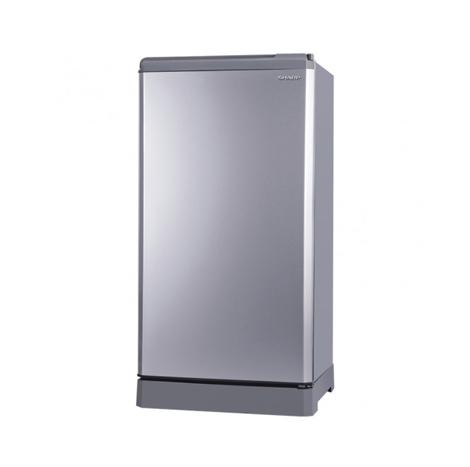 Sharp 1 Door Refrigerator 147L Silver (SJ-G15S-SL)