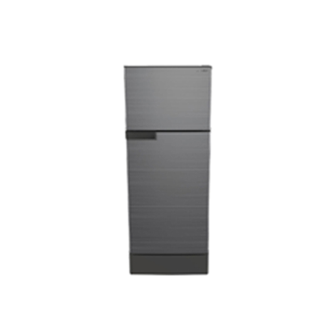 Sharp 2 Door Refrigerator 165L Silver (SJ-S172K3-SL)