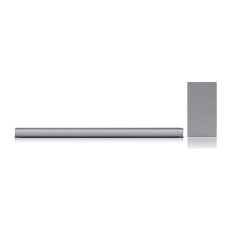 LG Soundbar (SJ5)
