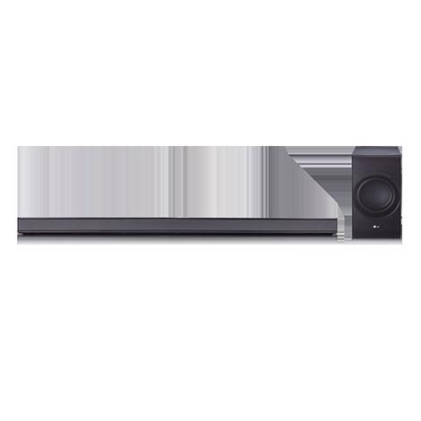 LG Soundbar (SJ8)