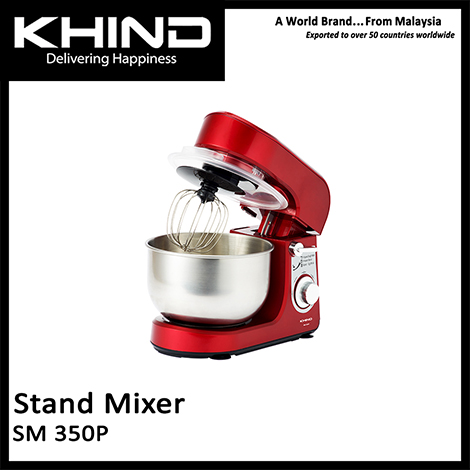 KHIND Stand Mixer ( SM350P )