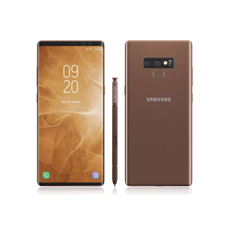 Samsung Galaxy Note 9 (128GB, 6GB) Gold