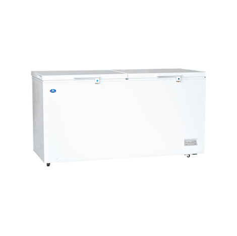Sanden Intercool 600L 2 Door Chest Freezer (SNH-0605 )