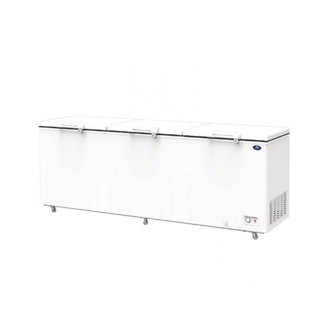 Sanden Intercool 800L 3 Door Chest Freezer (SNQ-0805)