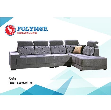 POLYMER Sofa ( #PS-04 )