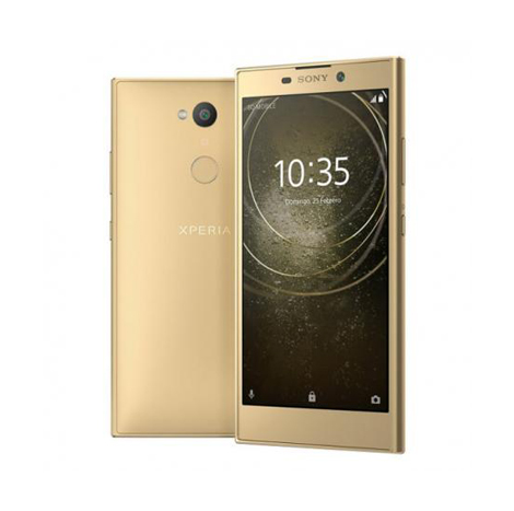 SONY Xperia L2 (3GB, 32GB), Gold