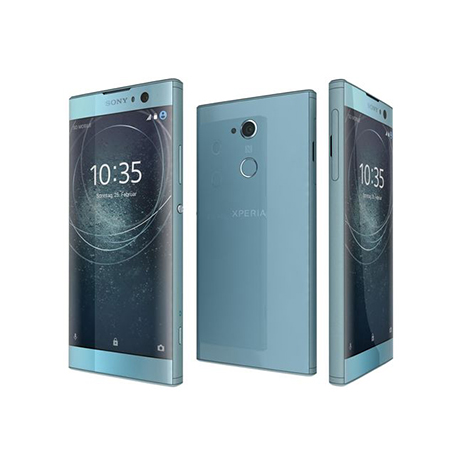 SONY Xperia XA2 (3GB, 32GB), Blue