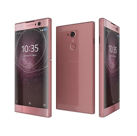 SONY Xperia XA2 (3GB, 32GB), Pink