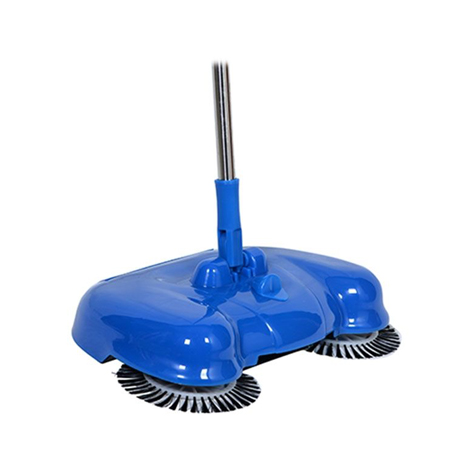 SP Plastic Magic Sweeper