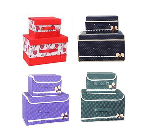 SP Plastic multipurpose boxes with drawer