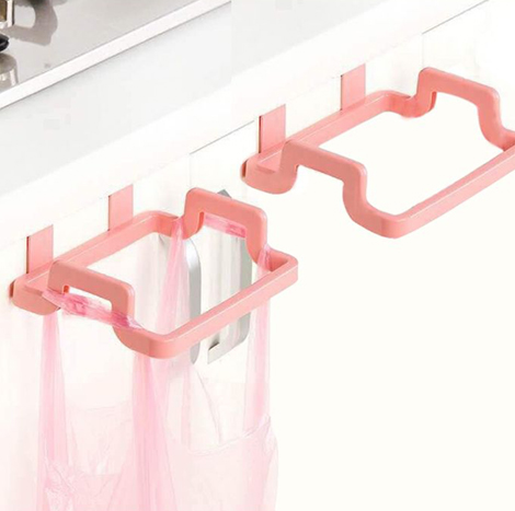 SP Plastic Trash Bag Hanger