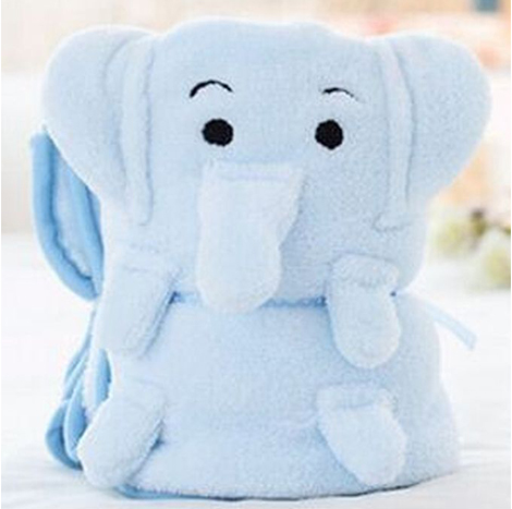 SP Plastic Toy Blanket ( Elephant )