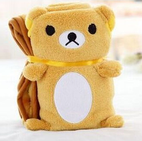 SP Plastic Toy Blanket ( Rilakkuma )