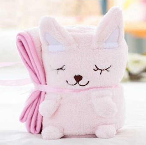 SP Plastic Toy Blanket ( Kitten )