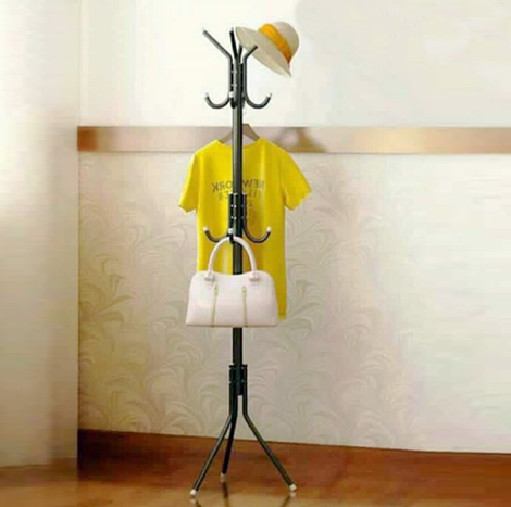 SP Plastic Multifunction Clothes Hanger