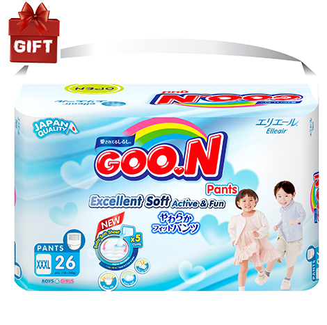 RENEW GOO.N Super Jumbo Pack Thai Pants (XXXL26)