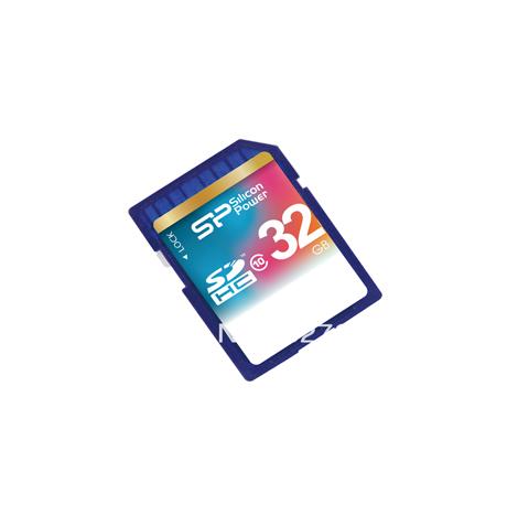 SP SDHC/32GB(Class 10)