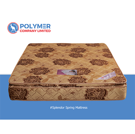 POLYMER Splendor Spring Mattress