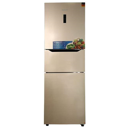 SKYWORTH 233L Three Door Refrigerator ( SRT-233CB )