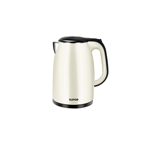 SUPOR Automatic Power off electric 304 stainless steel power insulation Kettle (SW-15T66C)