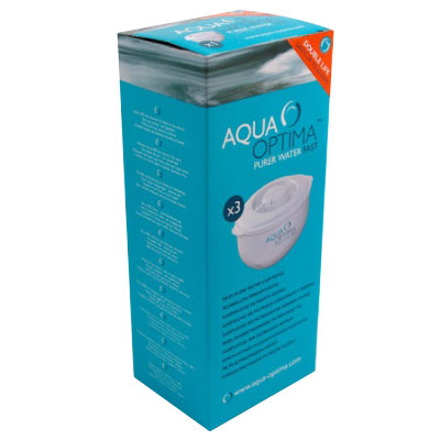 MISTRAL Aqua Optima 60 Day Life 3-pack - Water Filter ( SWP363 )