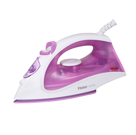 HAIER Iron Household Steam Student Dormitory Mini Small Handheld Iron 1300w Quick Wrinkle ( YD1301 )
