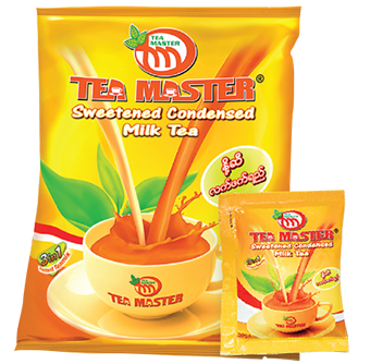 TEA MASTER Sweetened Condensed Milk Tea ( 20g )
