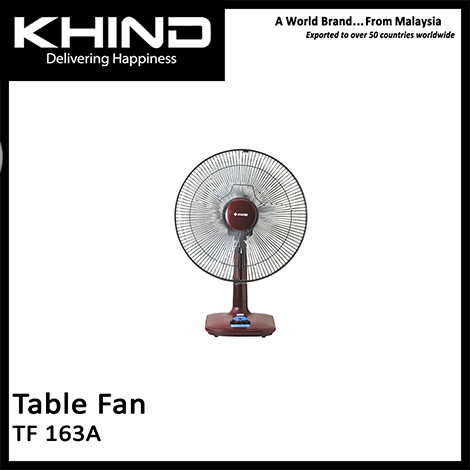 KHIND 16 Inch Stand Fan ( TF 163A )