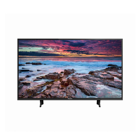 "Panasonic 49"" 4K Ultra HD Smart LED (TH-49FX600S )"