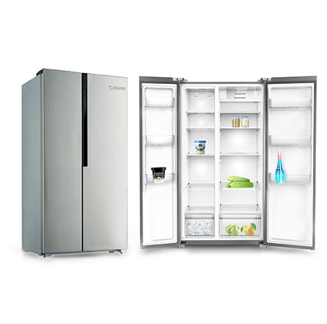 T.Home Side by Side Refrigerator (KSB-529WEF)