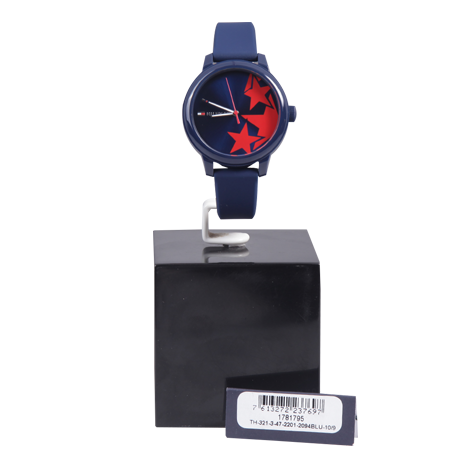 HBT Tommy Hilfiger Rubber Female Watch (TH1781795-00-F)