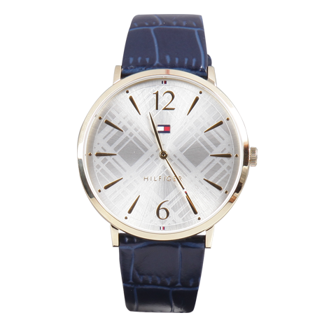 HBT Tommy Hilfiger Leather Male Watch (TH1781843-00-M)