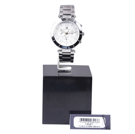 HBT Tommy Hilfiger Female Steel Watch (TH1781877-00-F)