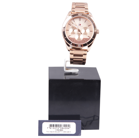 HBT Tommy Hilfiger Pink Gold Female Watch (TH1781884-00-F)
