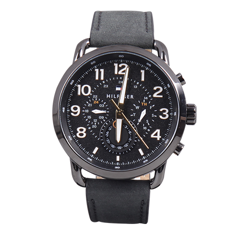 HBT Tommy Hilfiger Shamoi Male Watch (TH1791426-00-M)