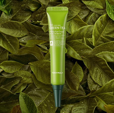 TonyMoly The ChokChok Green Tea Watery Eye Cream 30ml (TMS-04EC)