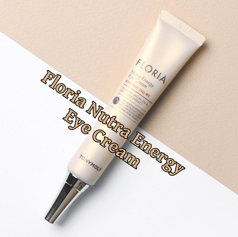 Tonymoly The Floria Nutra Energy Eye Cream 30ml (TMS-20EC)
